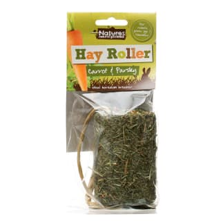 Hay Rollers - Carrot & Parsley