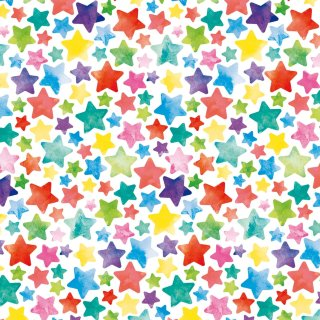 Kids Everyday Wrapping Paper 3m - Stars