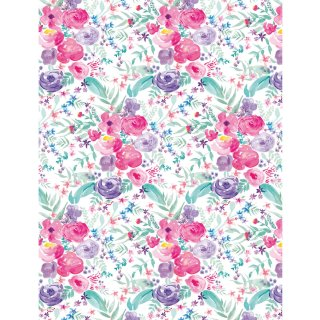 Everyday Wrapping Paper 3m - Floral