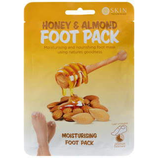Skin Techniques Honey & Almond Foot Pack