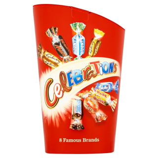 Celebrations Carton 388g