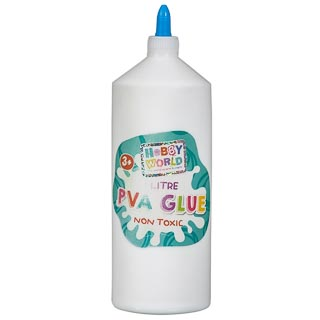Hobby World PVA Glue 1L