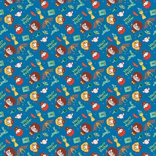 Harry Potter Wrapping Paper 4m