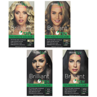Brilliant Ten Hair Colour Dye - Mixed