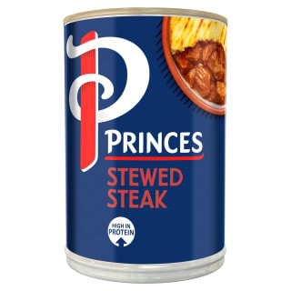 Princes Stewed Steak 392g