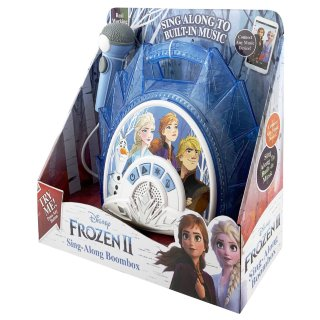 Disney Frozen Sing-along Boombox
