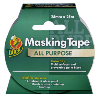 Duck Masking Tape 25mm x 25m