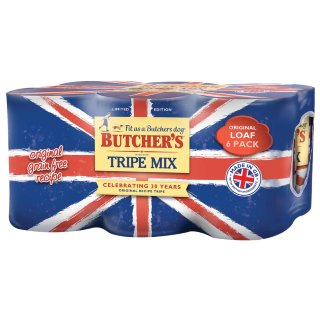 Butcher's Tripe Mix 6 x 400g