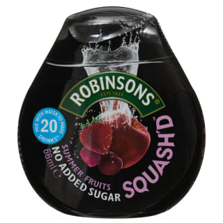 Robinsons Squashed Summer Fruits 66ml