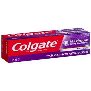 Colgate Max Cavity Protection Toothpaste 75ml