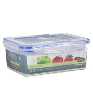Fresh Clip Storage Container Set 4pk