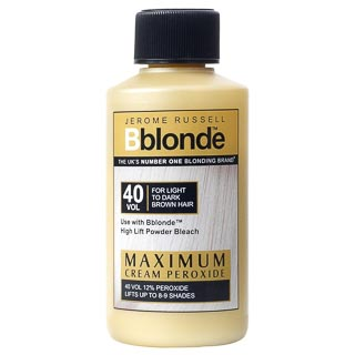 Bblonde Maximum Cream Peroxide