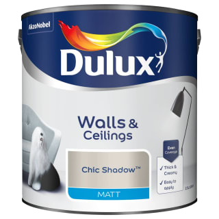 Dulux Matt Emulsion Chic Shadow 2.5L