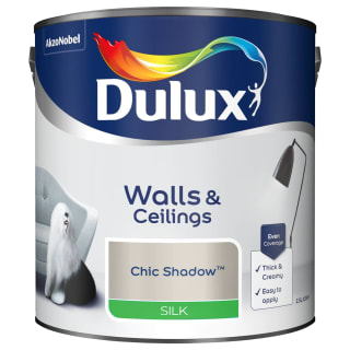 Dulux Silk Emulsion Chic Shadow 2.5L