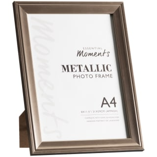 "Metallic Photo Frames 8 x 11"" 2pk"