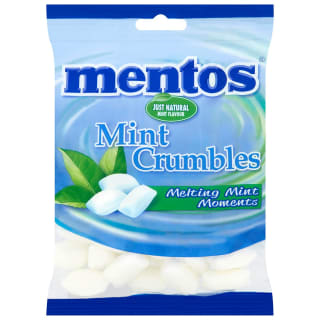 Mentos Melting Mint Crumbles 180g