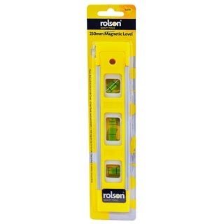 Rolson Magnetic Level 230mm