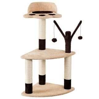 Kitty Corner Multi Level Activity Play Centre