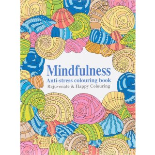 Mindfulness Adult Colouring Book