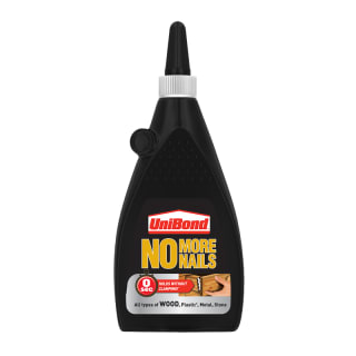 UniBond No More Nails - Wood Adhesive