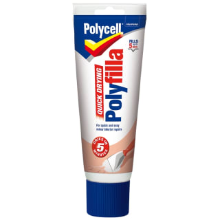 Polycell Quick Drying Polyfilla 300g
