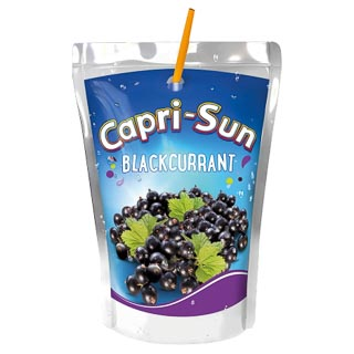 Capri-Sun Blackcurrant 8 x 200ml