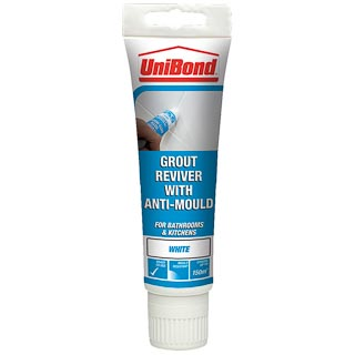 UniBond Grout Reviver - White 125ml