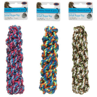 Dog Rope Toy - Log