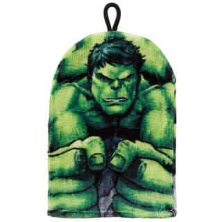 The Incredible Hulk Wash Mitt