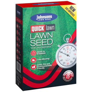 Johnsons Lawn Seed 1.5kg