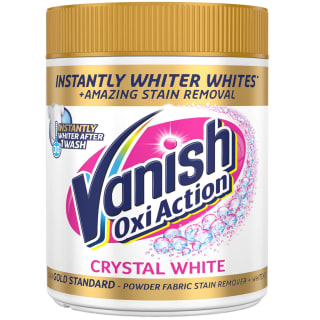 Vanish Gold Oxi Action Stain Remover for Whites 470g
