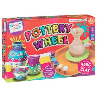 Hobby World Pottery Wheel