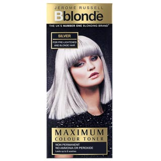 Bblonde Maximum Colour Toner - Silver