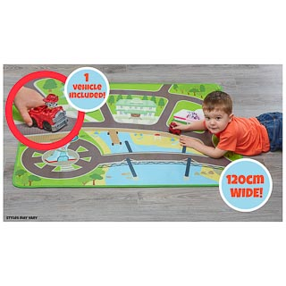 Paw Patrol Vehicle & Play Mat