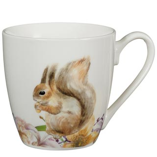 Animal Print Mug - Squirrel