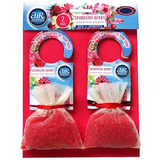 AirScents Scented Beads 2pk - Sparkling Berry