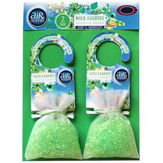 AirScents Scented Beads 2pk - Wild Jasmine