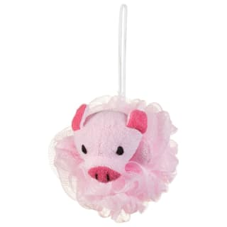 Novelty Body Puff - Pig