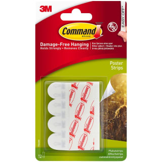 Command Poster Strips Small 12pk