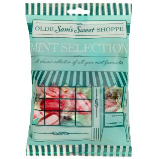 Olde Sam's Sweet Shoppe Mint Selection 260g