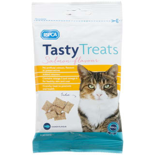 RSPCA Tasty Cat Treats - Salmon