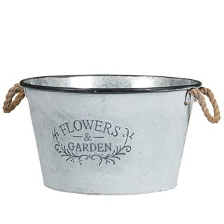 Extra Large Bucket Planter