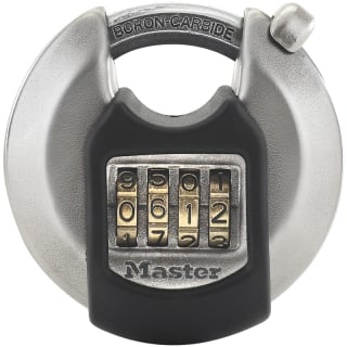 Master Lock Round Combination Padlock 70mm