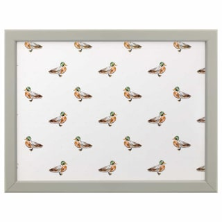 Cushioned Lap Tray - Ducks