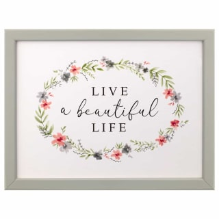 Cushioned Lap Tray - Live a Beautiful Life