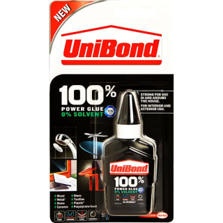 UniBond 100% Power Glue 50g