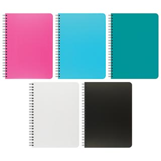 A4 Twin Wire Notebook