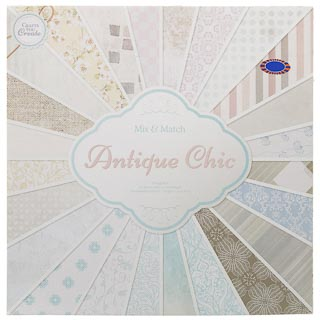 Mixed Design Pads - Antique Chic