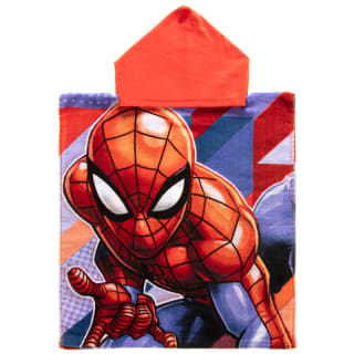 Kids Spider-Man Poncho Towel