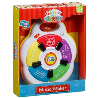 Giggle and Grow Music Maker